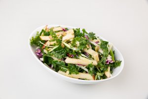 Kale and Apple Slaw